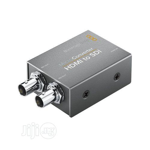Archive: Black Magic Hdmi to Sdi Micro Converter