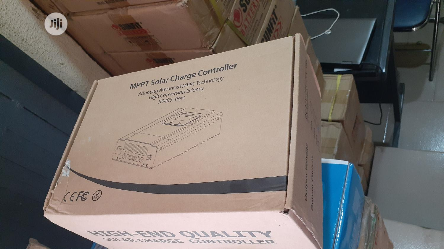 60ah 12/24/36/48volts Sunfit Mppt Solar Charger Controller | Solar Energy for sale in Ajah, Lagos State, Nigeria