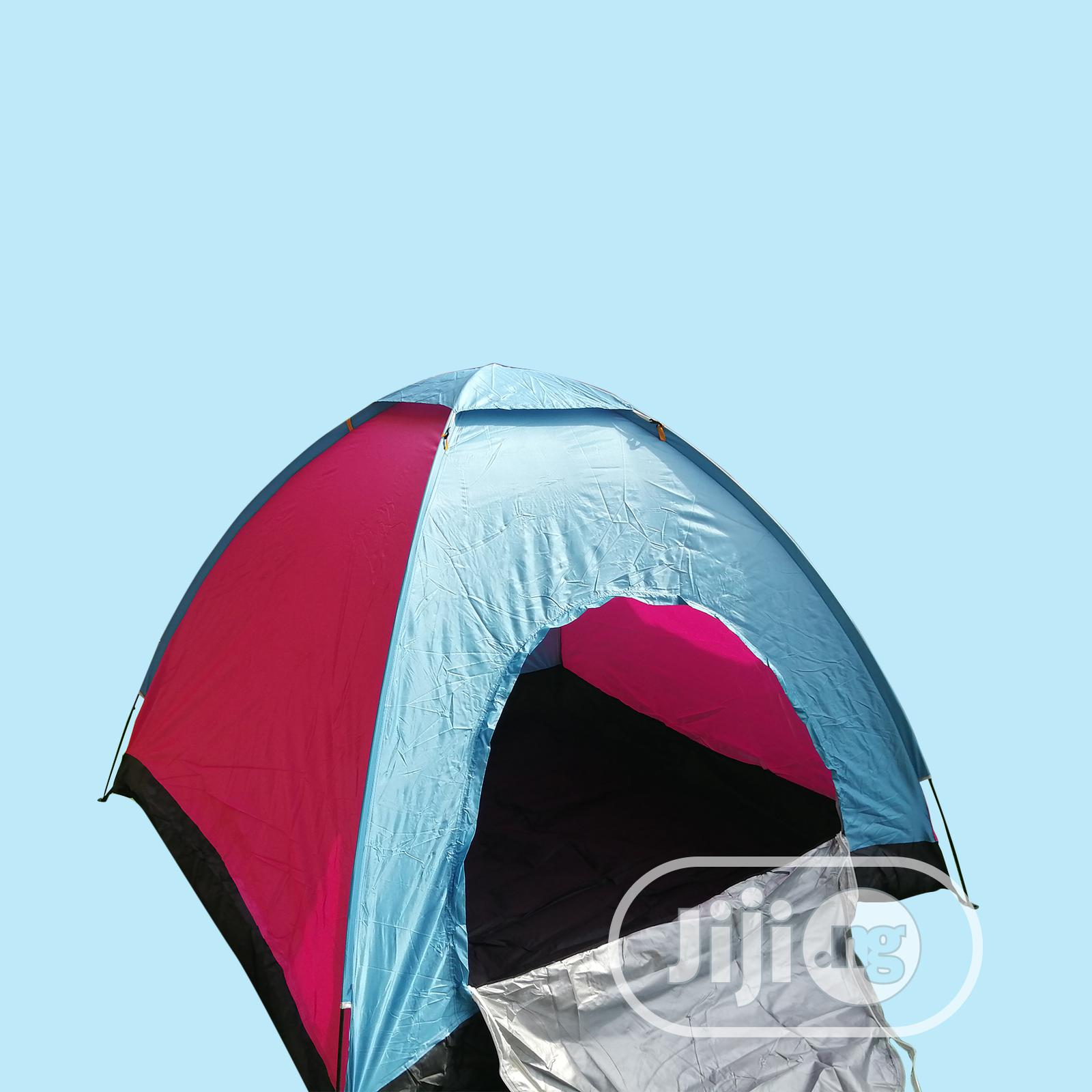 Very Durable Camping Tent