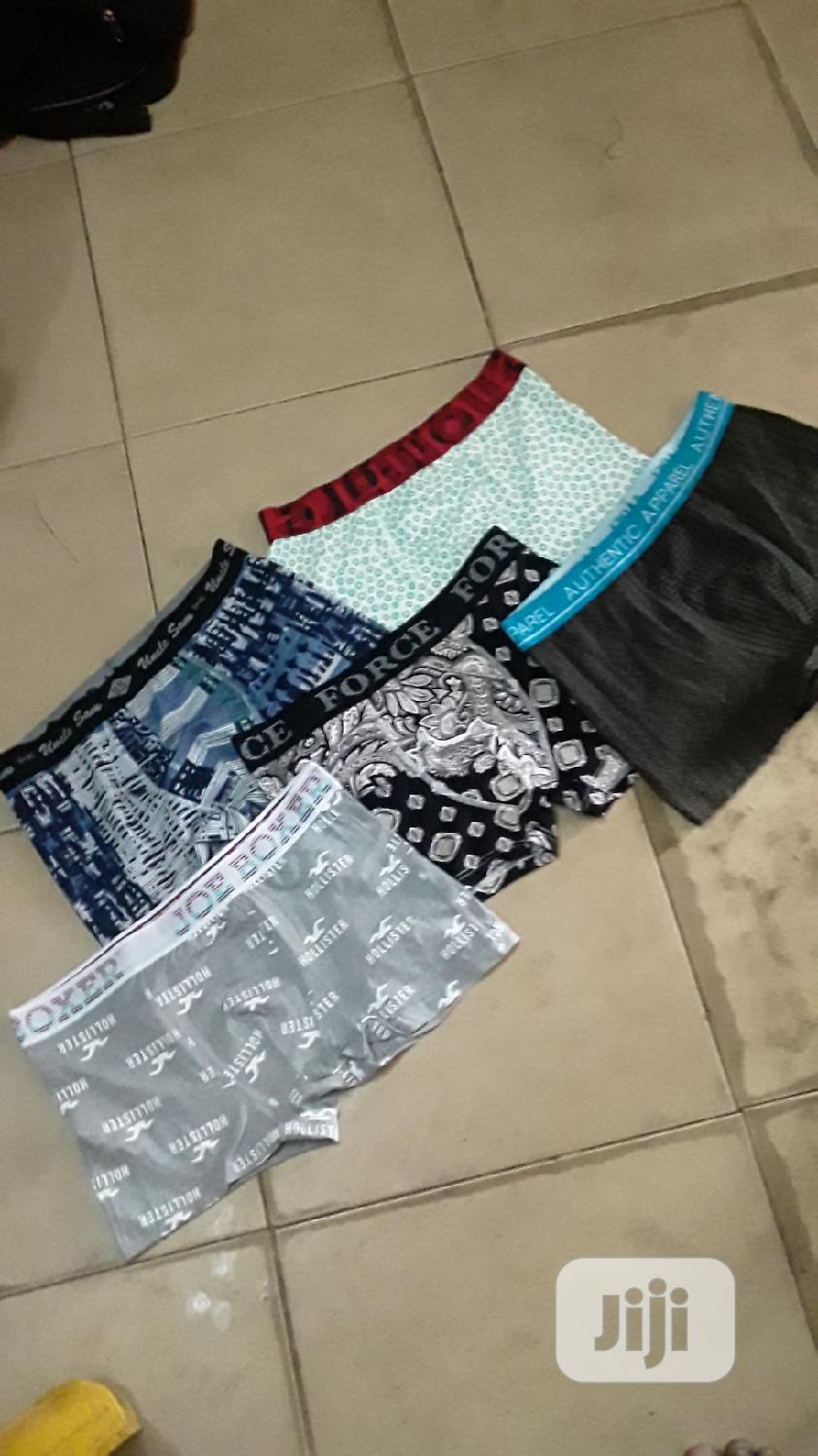 Archive: New Pant Boxer