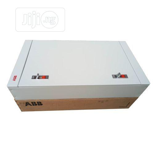 ABB 36ways Distribution Board - D12 - {3phase}