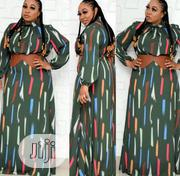 Quality Turkish Maxi Dress With Belt | Clothing for sale in Lagos State, Ikeja