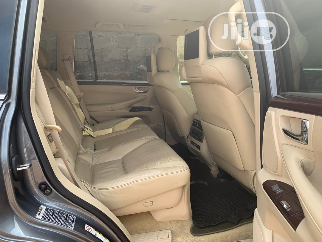 Lexus LX 2013 Gray | Cars for sale in Ikeja, Lagos State, Nigeria