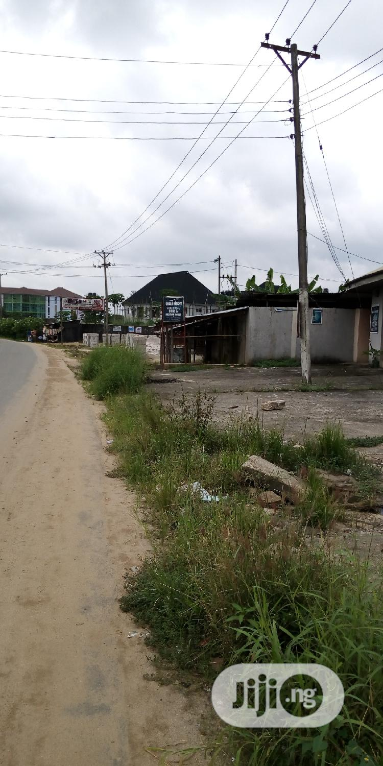 Two Bedroom Office At Shell Cooperative Off Eliozu Flyover   Commercial Property For Sale for sale in Obio-Akpor, Rivers State, Nigeria