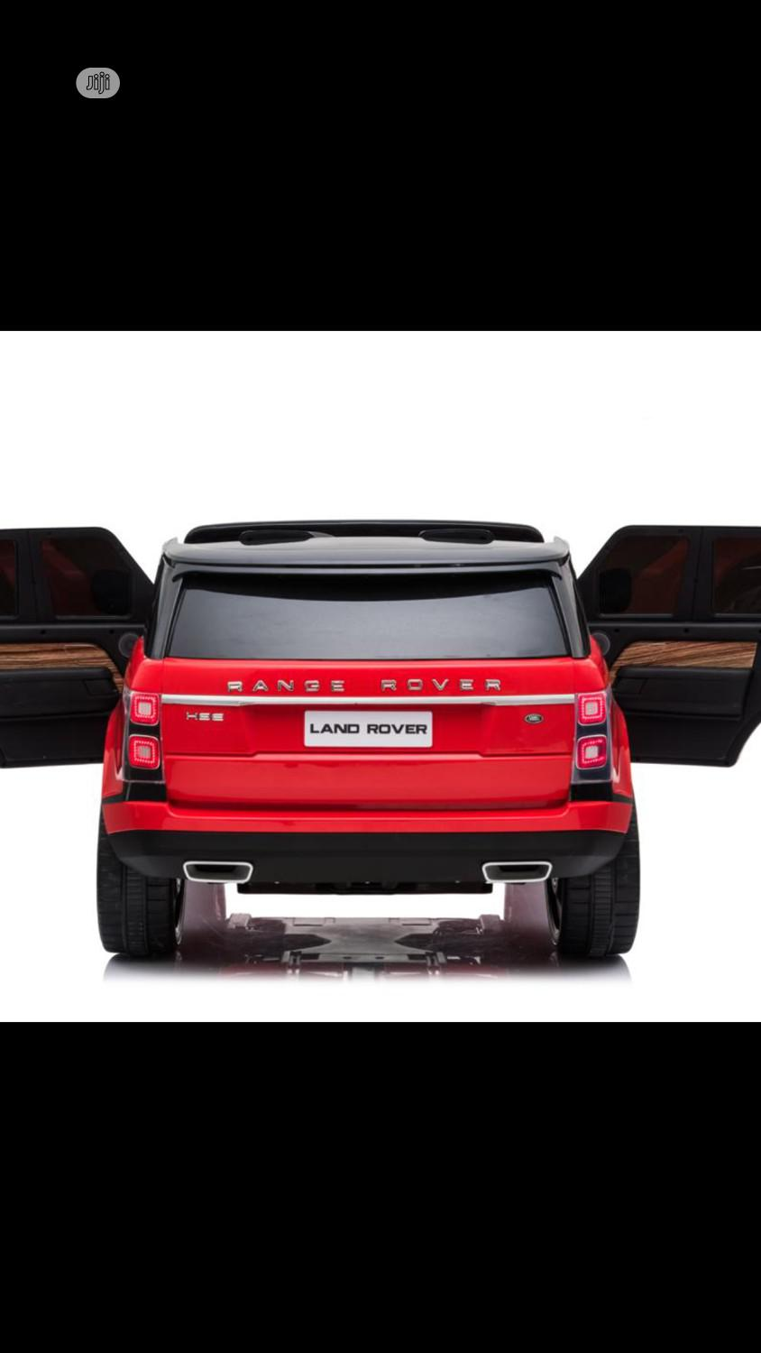Toy Car Range Rover