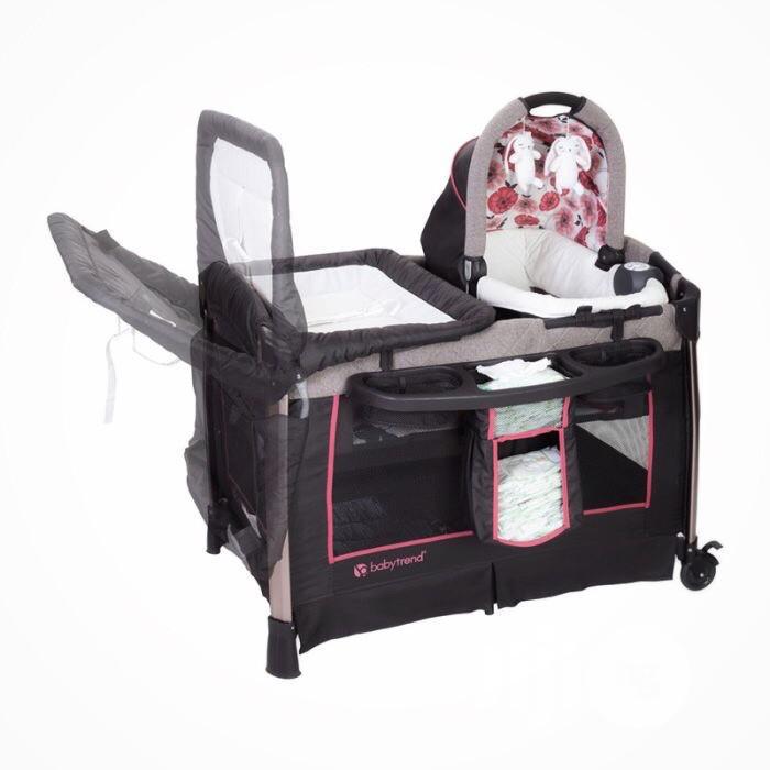 Archive: Baby Trend Golite® ELX Nursery