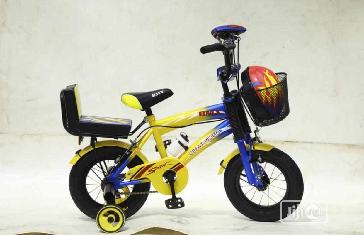 Bicycles for Children