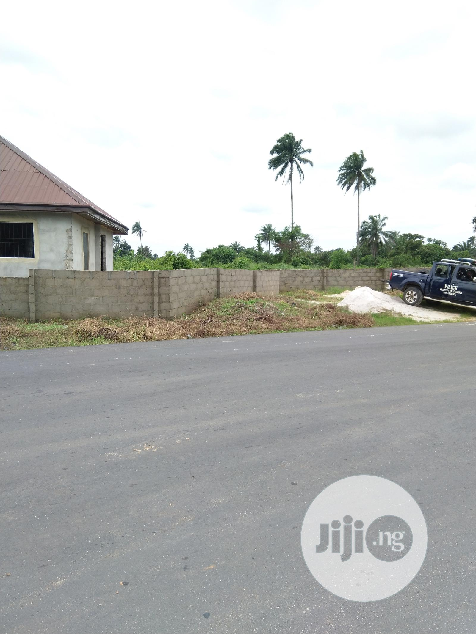 One Plot Of Table Dry Land For Sale