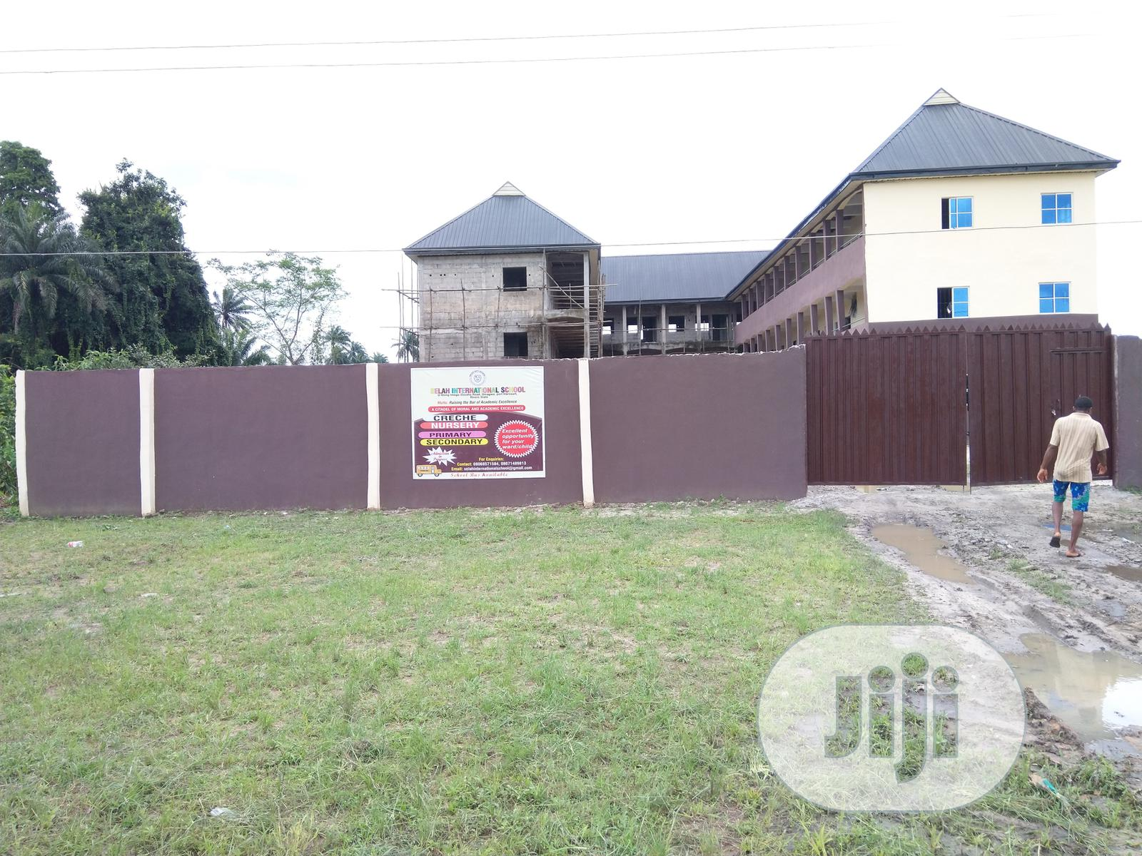 One Plot Of Table Dry Land For Sale | Land & Plots For Sale for sale in Port-Harcourt, Rivers State, Nigeria