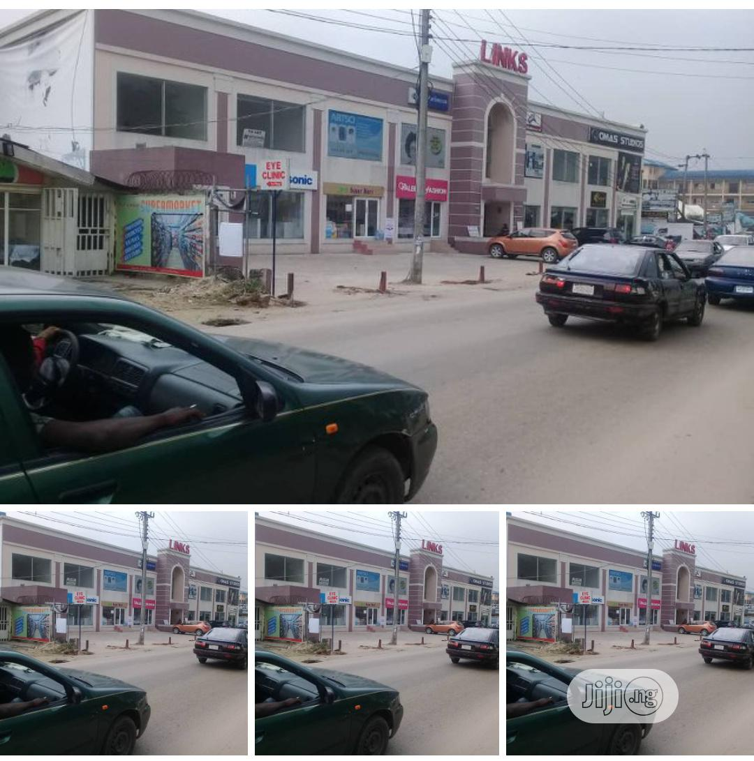 Shopping Plaza On 2floors For Sale At Rumuigbo Port Harcourt