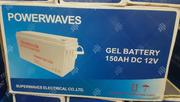 Quality 150ahs 12V Powerwaves Battery | Solar Energy for sale in Kaduna State, Giwa