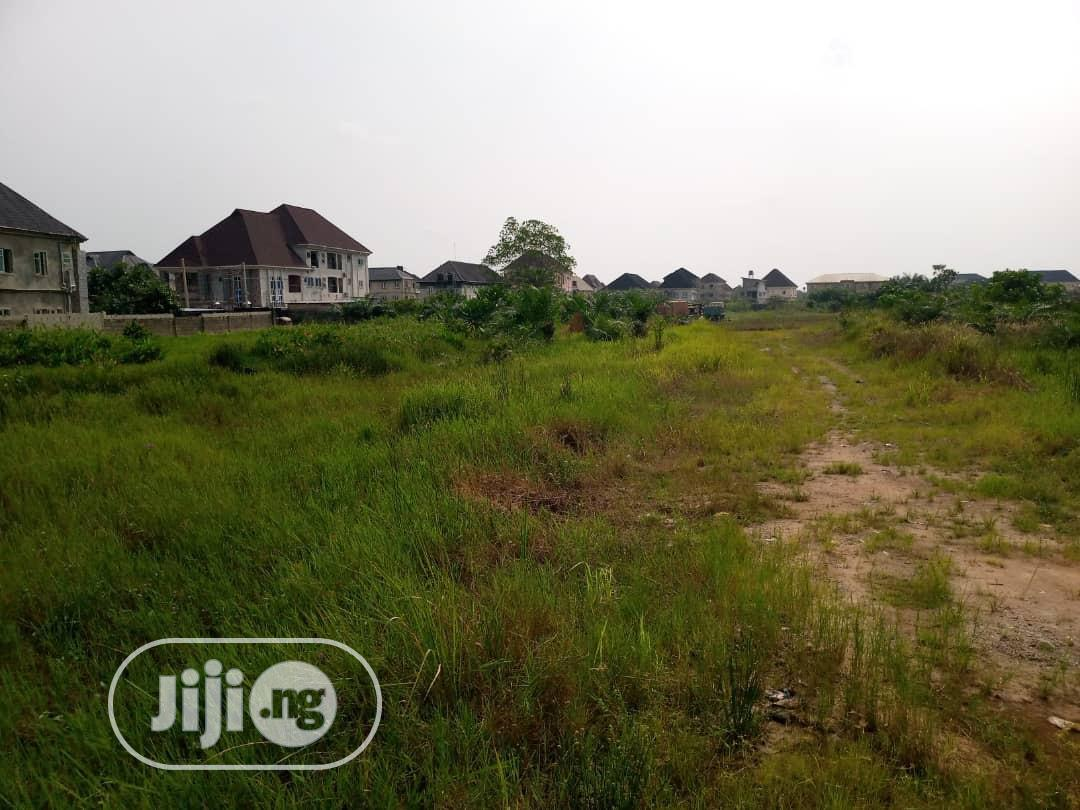 4.5 Acres Of Land At Amuwo Industrial Estate For Sale.