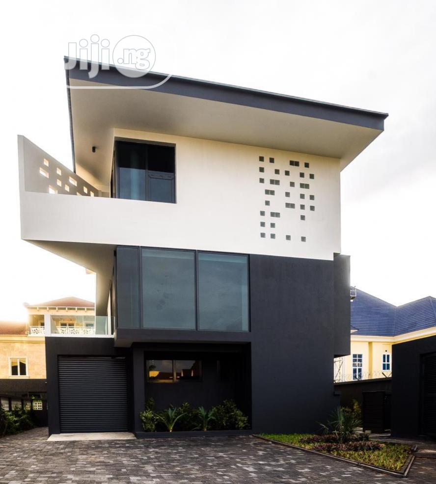 New & Furnished 4 Bedroom Detached Duplex At Banana Island Ikoyi For Sale.