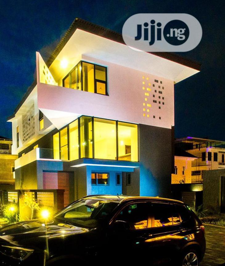 New & Furnished 4 Bedroom Detached Duplex At Banana Island Ikoyi For Sale. | Houses & Apartments For Sale for sale in Ikoyi, Lagos State, Nigeria