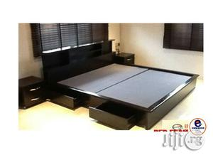 Master Bed With Storage | Furniture for sale in Lagos State, Ikeja