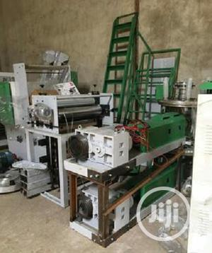 Nylon Extruder Printing Bag Making Recycling Punching | Manufacturing Equipment for sale in Lagos State, Lekki
