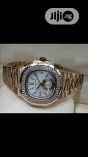 Patek Philipe Gold Wrist Watch for Unisex | Watches for sale in Lagos State, Lagos Island