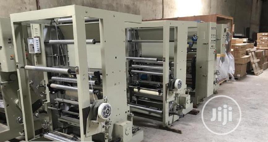 Gravure Nylon Printing Machine