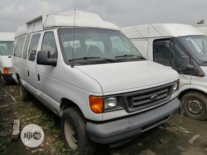 Ford Transit 2006 White   Buses & Microbuses for sale in Lagos State, Apapa