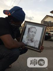 """Portrait of """"Simi"""" 