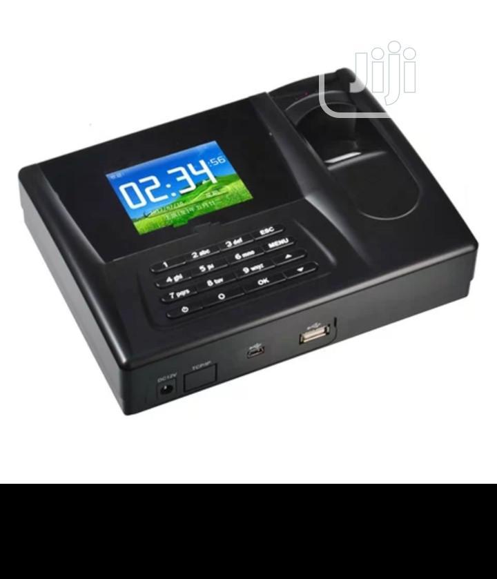 Fingerprint Time Attendance 2.8 TFT TCP/IP Fingerprint Time Attendance