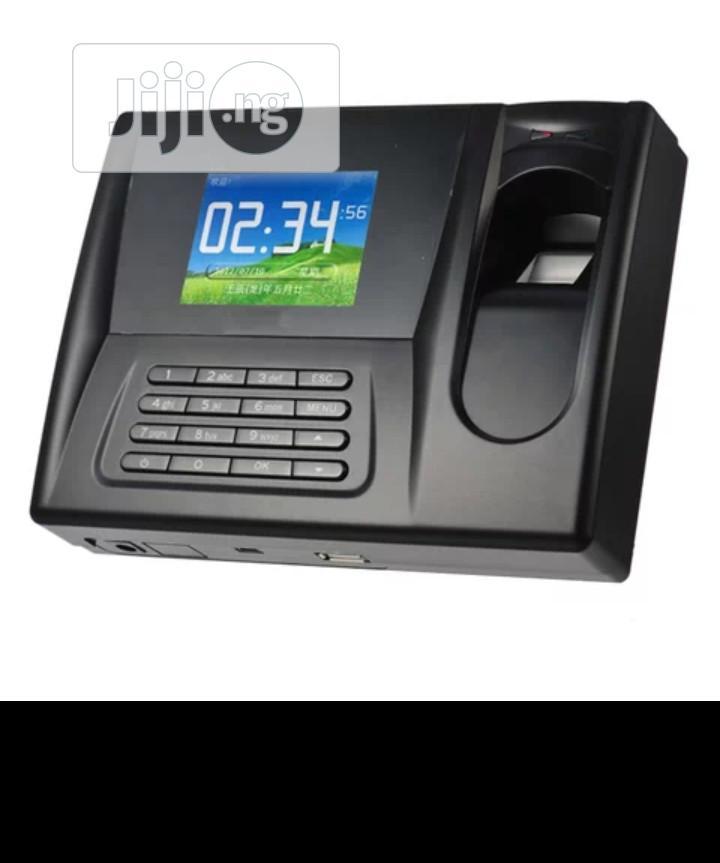 Fingerprint Time Attendance 2.8 TFT TCP/IP Fingerprint Time Attendance | Computer Accessories  for sale in Ikeja, Lagos State, Nigeria