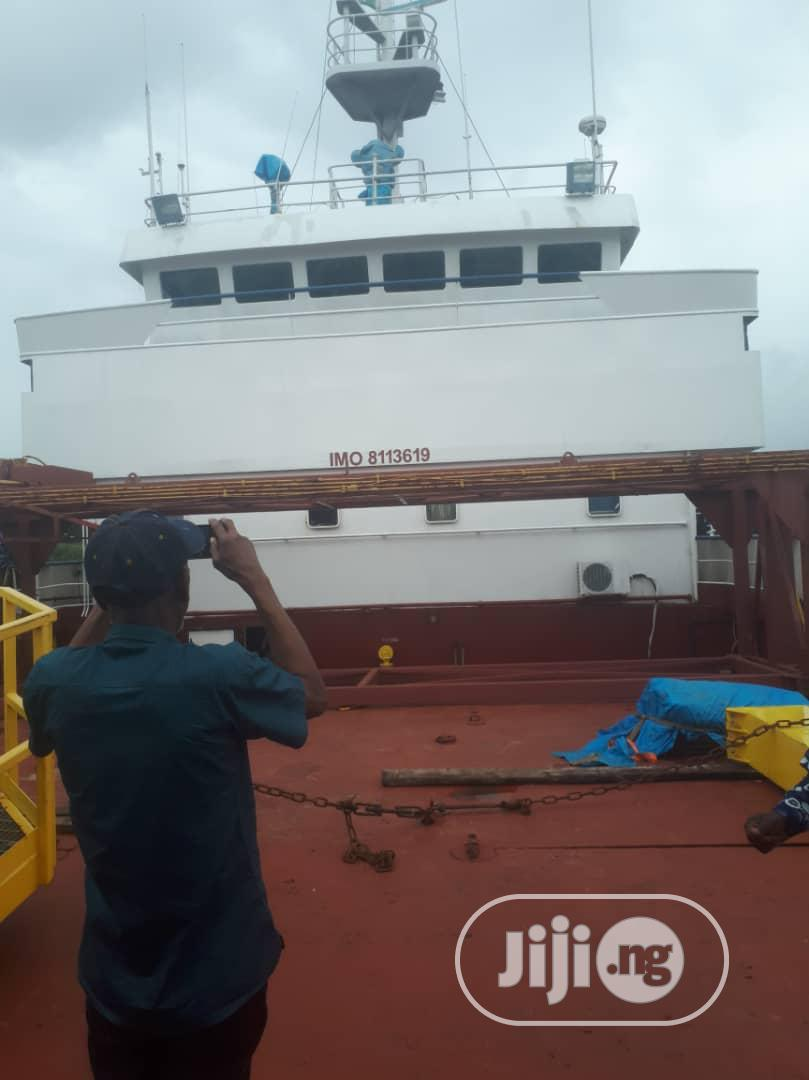 2500 MT Cargo Vessel For Hire | Automotive Services for sale in Apapa, Lagos State, Nigeria