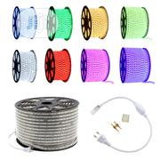 Wholesale From 10pcs 16500 Single Price 18500 50m 8mm Led Rope Light | Home Accessories for sale in Lagos State, Ojo