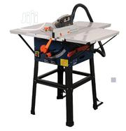 """Wood Table Saw Machine 10"""" 1800w Tablesaw Extension Cut Pallets   Manufacturing Equipment for sale in Lagos State, Lagos Island"""