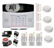 Gsm Burglary Alarm System +4pcs Smoke +3pcs PIR+3pcs Contact Sensors | Safety Equipment for sale in Lagos State, Ikeja
