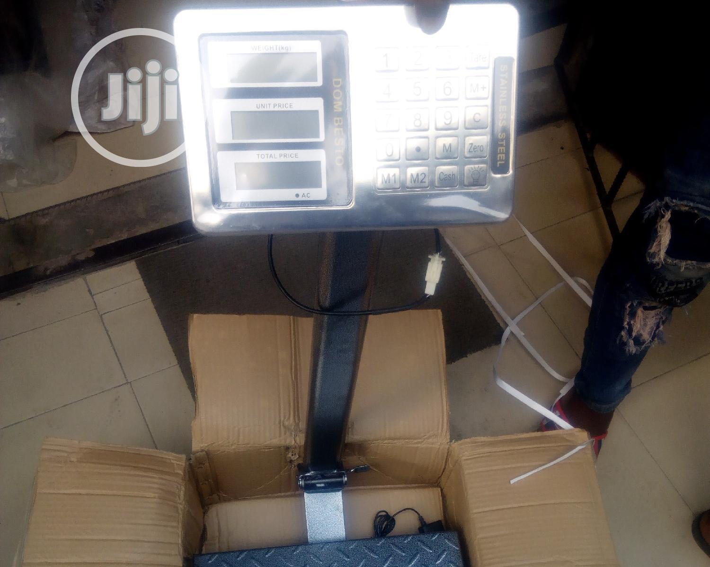 Electronic Digital Scale 100kg