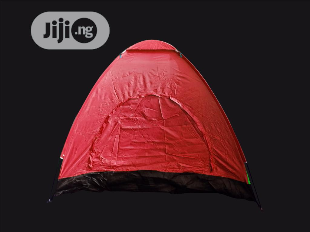 Durable & Weather-resistant Camping Tent