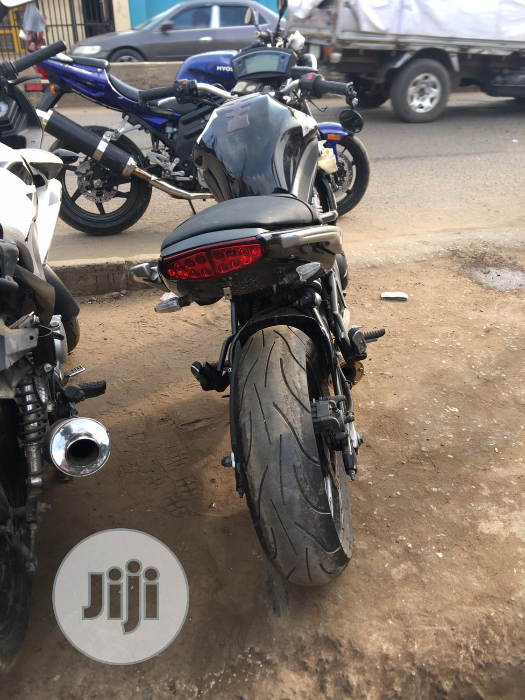 Archive: Kawasaki Ninja 650 2011 Black