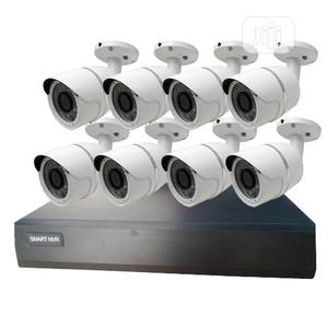 8CH (8-Outdoor, 2MP, 30M IR) IP Network Camera System Kit   Security & Surveillance for sale in Lagos State