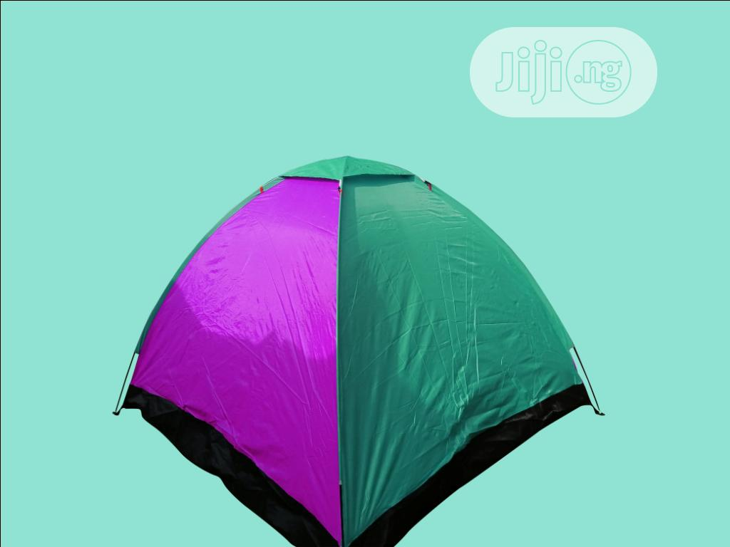 Secure And Durable Camping Tent