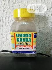 GHANA(Hernia HERBAL TABLET,100% Herbs) | Vitamins & Supplements for sale in Lagos State, Mushin