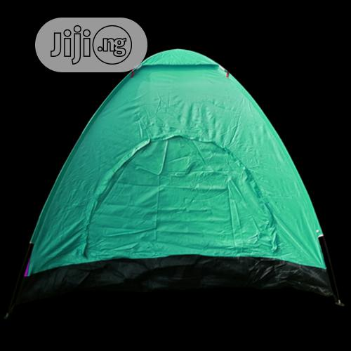 Travel Light, Weather-resistant Camping Tent