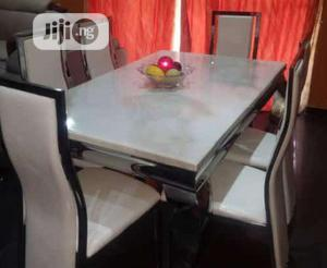 Marble Dining Table | Furniture for sale in Edo State, Benin City