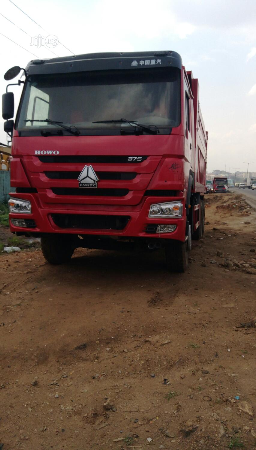 Foreign Used Howo Truck | Trucks & Trailers for sale in Ikeja, Lagos State, Nigeria