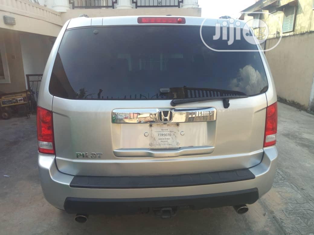 Honda Pilot 2011 Silver   Cars for sale in Amuwo-Odofin, Lagos State, Nigeria