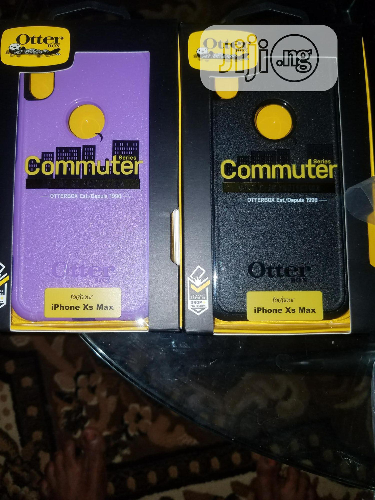 iPhone Xsmax Otterbox Commuter Case | Accessories for Mobile Phones & Tablets for sale in Ikeja, Lagos State, Nigeria