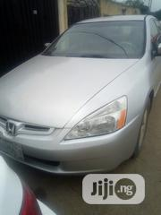 Honda Accord 2003 Automatic Silver   Cars for sale in Lagos State, Ikeja