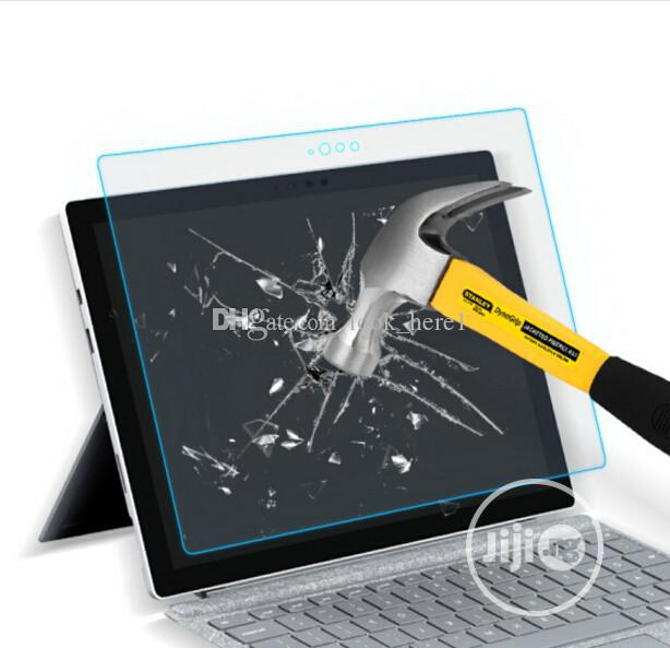 Shockproof Premium Tempered Glass For Surface Pro 6 / 5 / 4 /