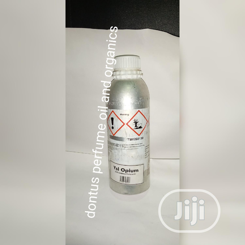 Archive: Yves Saint Laurent Men's Oil 100 ml