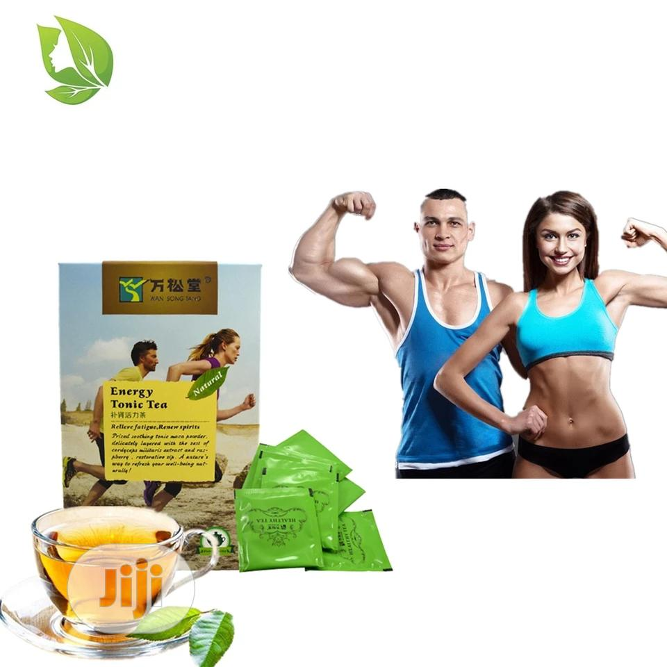 Energy Tonic and Kidney Health Tea | Vitamins & Supplements for sale in Surulere, Lagos State, Nigeria