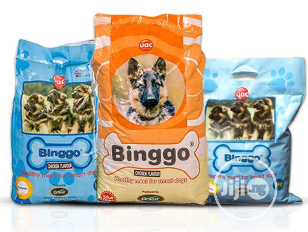 Binggo Dog Food
