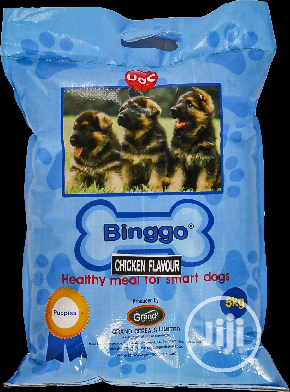 Binggo Dog Food | Pet's Accessories for sale in Agege, Lagos State, Nigeria