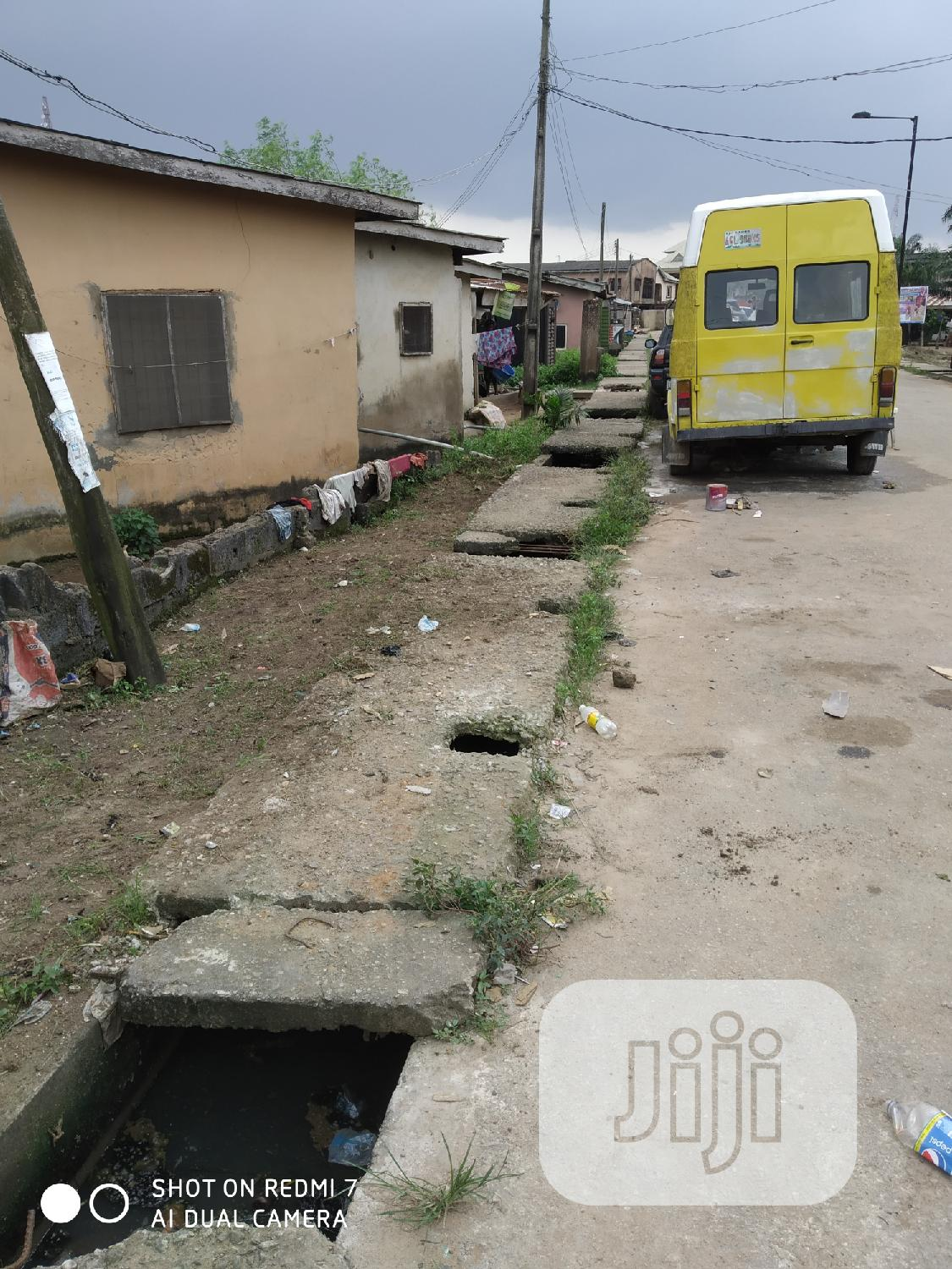 Half Plot of Land on a Tarred Street Off Major Rd, at Isheri Olofin | Land & Plots For Sale for sale in Alimosho, Lagos State, Nigeria