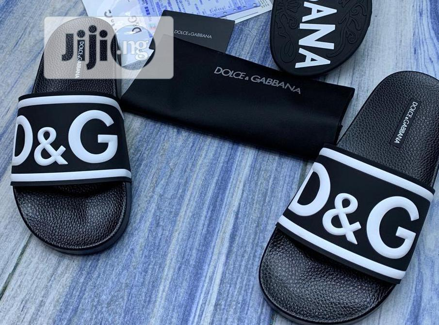 Archive: Dolce Gabbana Slippers