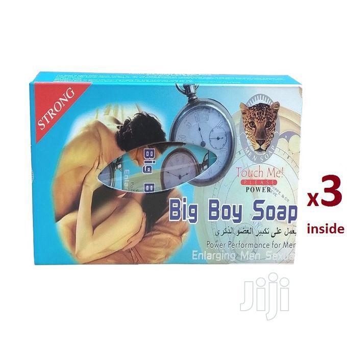 Penis Enlargement Soap(Big Boy Soap)